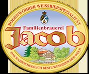 Logo von Familienbrauerei Jacob oHG